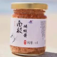 南极磷虾酱尝鲜特惠组合135克*10瓶