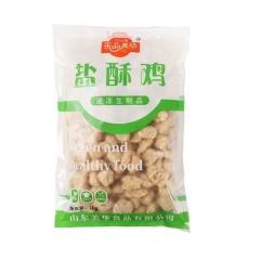 【美味美食】乐品美华 原味盐酥鸡 1kg(鸡米花 半成品食材)