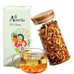 Amelie花草茶 陈皮茶 130g/罐