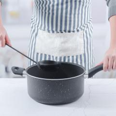 SIRONI意大利进口24cm多功能锅不粘汤锅深炖锅煎炒锅多用锅家用