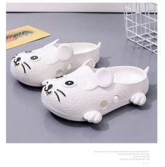 生肖款儿童拖鞋卡通可爱老鼠童拖鞋 宝宝室内外轻便凉拖鞋防滑小孩凉鞋