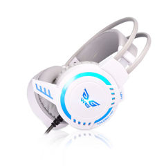 现代HY-A801游戏竞技耳机耳麦 头戴式电脑耳麦