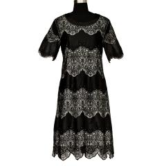 DS莱赛尔丝连衣裙