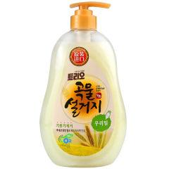 韩国原装进口爱敬谷物洗涤剂750ml