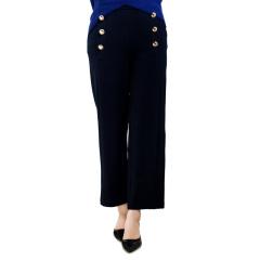 CELLE西琳修身直筒女裤  货号121122
