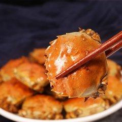 【特色美食】馋亿家 香辣蟹 150g*4瓶