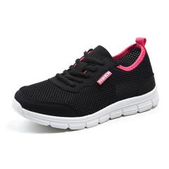 网鞋女透气网面女鞋2019新款夏季男女同款运动鞋轻便百搭