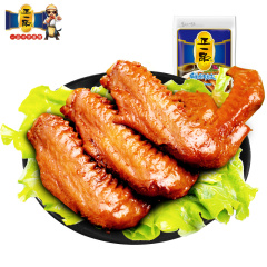 正一品卤味鸭翅150g/袋 潮汕即食休闲小吃独立包装零食