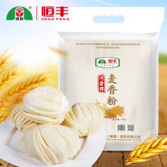 河套牌麦香粉10kg包子 馒头粉家用烘焙原料 小麦粉