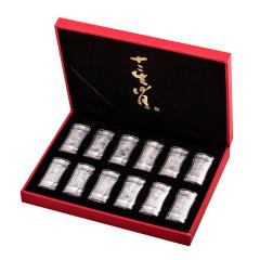 十二生肖竹节银条套组