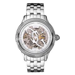 COGU手表男士机械手表全自动防水潮流时尚个性帅气镂空2019新款潮流时尚意大利手表
