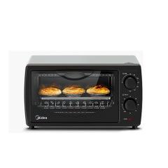 【智能烘焙】美的(Midea)家用小型电烤箱PT1011
