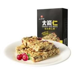山里仁 二代每日坚果6包/盒 果仁棒 180g/盒 代餐能量棒
