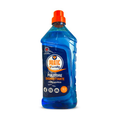 【杀菌消毒】意大利进口狐狸爸爸多功能清洁剂墙壁家具厨房去污1250ml