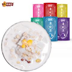 林家铺子椰奶清补凉260g*6罐
