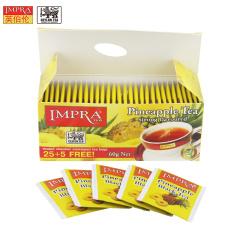 斯里兰卡原装进口 IMPRA 英伯伦菠萝味调味茶(2g*30袋)60g