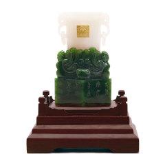 双奥·中国尊白玉版珍藏
