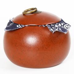 金镶玉 西施茶叶罐 紫砂普洱醒茶罐密封储物罐