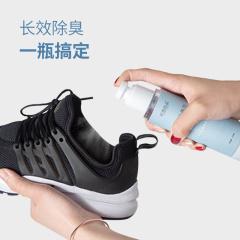 【鞋袜除臭】严选良品鞋袜鞋内剂杀菌清新除味脚臭鞋子臭空气清新100ml