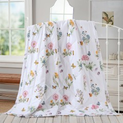 VIPLIFE家纺 全棉被面空调被夏被纯棉夏凉被