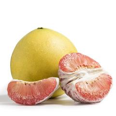 【新鲜水果】福建红心蜜柚  1个装 (2-3斤)