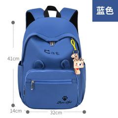 新款小学生书包 男女6-12岁韩版休闲儿童双肩包